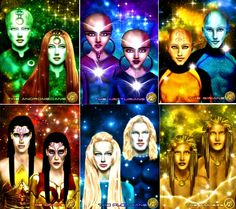 Get to know more of the Common Star Seeds inhibiting earth today - #CeoFGL #Alchemy #Vega #Sirius #Pvila #Pleiades #Orion #Maldeck #Arcturus #Apollonia #Andromeda