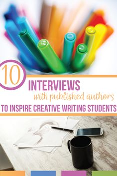 Add these 10 articles to inspire creative writing students to your writing lessons. Inspire creative writing students by discovering how published authors write & encourage creative writing students to find their own writing process. High school creative writing students can relate to famous authors and connect literature to writing with other people's creative writing processes. Writing Lesson Plans, Writing Lessons, Teaching Writing, Writing Activities, Writing Resources, Writing Process, Teaching Tools, Teaching English, Teaching Resources