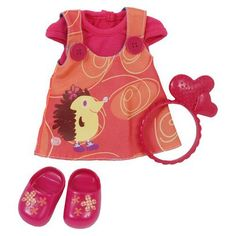 Baby Alive Reversible Clothes