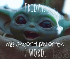 FOOD be thee first favorite Yoda Meme, Yoda Funny, Funny Puns, Stupid Funny Memes, Funny Laugh, Funny Relatable Memes, Hilarious, Funny Humor, Funny Stuff
