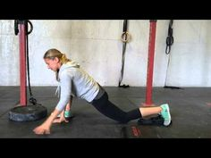 Episode 1 WOD Recovery Yoga: Hip Flexors hosted by Crossfit Marin