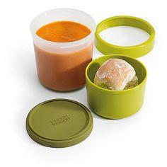 Joseph Joseph® Go Eat Soup Pot - from Lakeland
