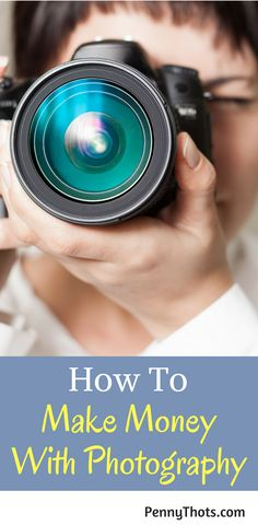 10 Ways To Make Money With Photography. I love taking pictures and this post showed me how I can start making money doing what I love! Tip #7 is the best! Thanks for sharing! via @jondulin