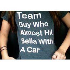 Best. Shirt. Ever. #HyperboleButWhoCares #TwilightHater