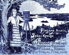 Albert Edelfeltin kansikuva I. Finland, Blue And White, Draw, Movie Posters, To Draw, Film Poster, Sketches, Painting, Tekenen