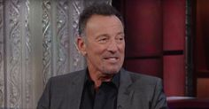 Watch Bruce Springsteen Name His Five Favorite Springsteen Songs #headphones #music #headphones