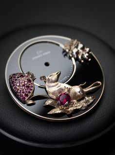 Jaquet Droz celebrates the new Chinese zodiac cycle with four exclusive Year of the Rat Petite Heure creations - Watch I Love Famous Movie Quotes, Quotes By Famous People, People Quotes, New Chinese, Chinese Zodiac, Red Gold, White Gold, Or Rouge, Love Magazine