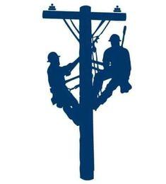 Power Lineman, Cricut Explore Air, Clip Art, Character, Image, Telephone, Michigan, Free, Phone