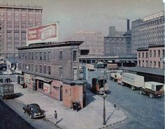 9th Ave and W. 14th St. circa 1950's