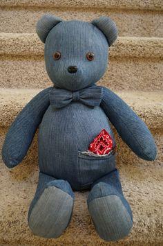 Jean bear