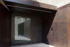 Kollektion Haustüren Tombak brüniert