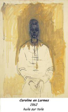Alberto Giacometti - 4 juin au 1 novembre 2015 - Aux Capucins / Landerneau. Ses proches et amis passent de longues heures a poser dans le froid de l'atelier, pendant qu'il peint ou sculpte inlassablement avec le sentiment de ne jamais parvenir à restituer ce qu'il voit