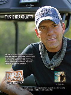 NRA Country artist Rodney Atkins