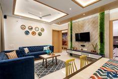 Home Room Design, Living Room Designs, Apartment Interior Design, Interior Designing, Interior Ideas, Indian Home Interior, Bedroom False Ceiling Design, Contemporary Interior Design, Living Room Sofa