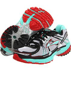 Brooks GTS Adrenaline 12 These shoes are amazing!! BEST workout shoe I've ever purchased!! If you have problems with your feet, ankles, shins, knees or back you have to try these shoes. So worth the $$. LOVE my brooks!!!