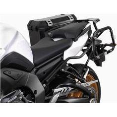 Black Billet Passenger Foot Pegs For Yamaha FZ8 //S Fazer 10 11 12 13