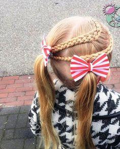 Asymmetrical-Flower-Girl-Hairstyle.jpg (684×850)