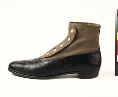 1890 Pair of boots | Thomas of St. James' Street | V Search the Collections
