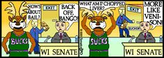 #Buck #off, #Bango! #BMO #Harris #Bank #buys #Bradley #Center in #Milwaukee - #takes #$600 #million #loss!