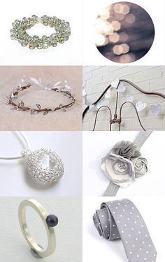 Indulge by Emma on Etsy- featuring pearl stacker ring from ZaZing