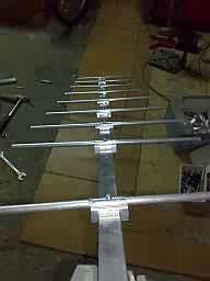 70 cm antenne, SP5LGN