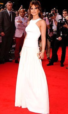 Cheryl Cole in Victoria Beckham