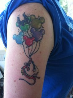 """""""I just really love the balloons.  Best mickey balloon ink I have seen so far."""""""