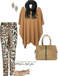 One Item, Five Fashionable Ways. Look 3