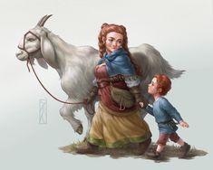 Character Creation, Character Concept, Character Art, Character Design, Fantasy Races, Fantasy Girl, Dnd Characters, Fantasy Characters, Dwarf Girl