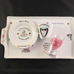 Tepsili Damat Kahve Fincanı Seti hediyeplaza.com'da
