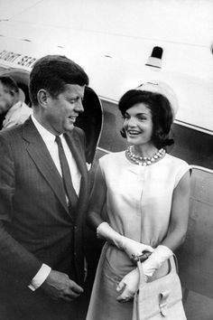 JFK and Jackie