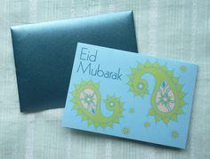 Whimsy Eid Cards