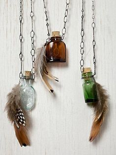 Boho necklaces fit for a gypsy
