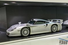Porsche 911 GT1 Production numbers: 25  Is it a true Porsche 911? The mid-engined Porsche 911 GT1 was a thoroughbred racer designed to bend the rules and take on the McLaren F1. 25 examples were needed to homologate the race version which would go on to take second place at the 1996 24 Hours of Le Mans.