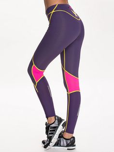 Svalestjert Tights - Kari Traa - Grape - Tights - Sportstøj - Kvinde - Nelly.com Adventure Clothing, Adventure Outfit, Active Outfit, Color Pop, Colour, Go Outdoors, Sports Activities, Active Wear For Women, Sports Women