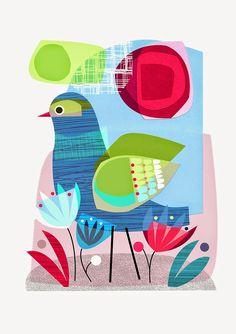 ilustración de Ellen Giggenbach