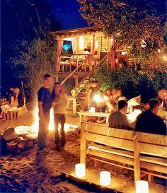 Marismo restaurant