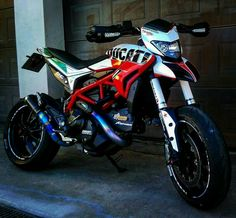 Ducati Hypermotorbike