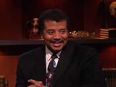 The Colbert Report: Neil deGrasse Tyson tries to make science accessible to whomever wants to reach out and touch it.