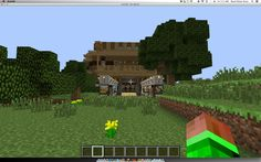 awesome minecraft houses | Awesome Land House Made for a minecraft server Minecraft Project
