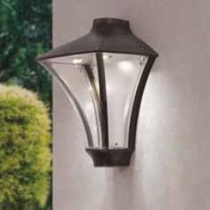 Tuscanor - Traditional Exterior LED Wall Light - AL 11K/175
