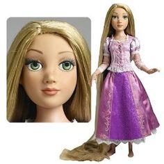 Rapunzel by Tonner