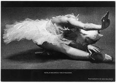 Natalia Makarova in 'The Dying Swan'
