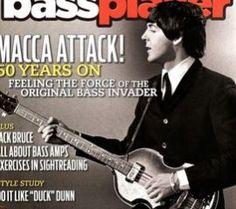 "Paul McCartney à l'honneur ""Bass Player """