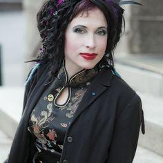 Finnish writer Sofi Oksanen