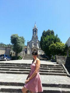 Gondomar en fiestas por San Benito, su patrón. #Taxi #Nigrán #María #653736754 One Shoulder, Shoulder Dress, Dresses, Fashion, Fiestas, Vestidos, Moda, Fashion Styles, Dress