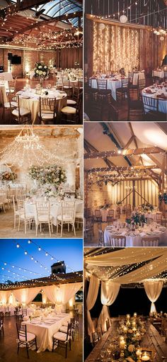 Wedding Day romantic wedding reception lighting decoration ideas - It is positively brimming with some of the prettiest ideas for lighting your wedding reception. After all the excitement of becoming Mr Wedding Reception Lighting, Romantic Wedding Receptions, Wedding Reception Decorations, Romantic Weddings, Elegant Wedding, Wedding Events, Dream Wedding, Wedding Day, Outdoor Weddings