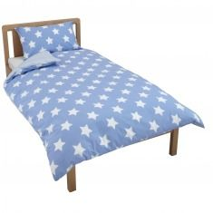 Star Bedding - Zac's Room