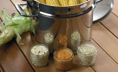 Epicure's 4 Pepper Butter by rita Epicure Recipes, Healthy Recipes, Smoothie Drinks, Smoothies, Herb Butter, Appetizer Dips, Fabulous Foods, Yummy Eats, Cooking Tools