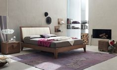 Letto Collezione Tea #find #now #heraklion #crete #handmade #bed #sleep #furniture #natural #walnut #relax #lovesleep #sweetdreams #comfort www.athinaikiepiplogrammi.gr